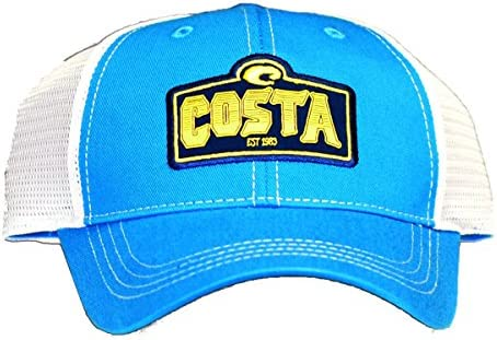 b1fdf6a8758aa Buy Costa Del Mar Twill with White Mesh Trucker Hat