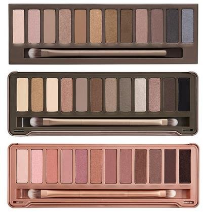 Naked Eyeshadow Palette by Urban Decay by Naked