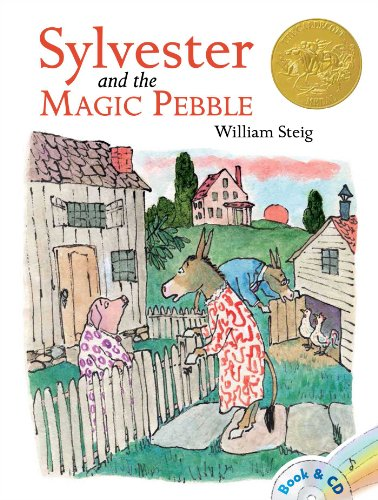 Animals Magic Picture Book (Sylvester and the Magic Pebble)