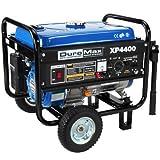 DuroMax XP4400 Refurbished 4400W Pull Start Generator