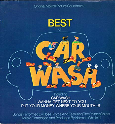 Rose Royce - Best Of Car Wash (Original Motion Picture Soundtrack) - MCA Records - -