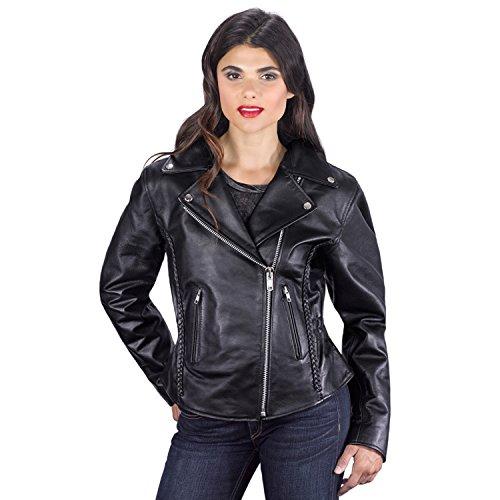2x Ladies Motorcycle Jacket - 2