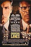 Changing Lanes Single-Sided Video 27X40 Ben Affleck Samuel L. Jackson Poster