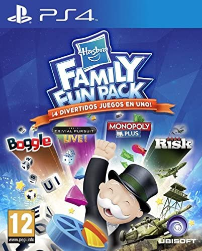 Hasbro Family Fun Pack: Amazon.es: Videojuegos