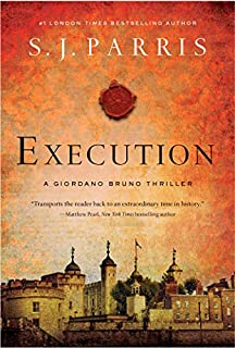 Book Cover: Execution: A Giordano Bruno