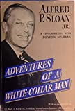 img - for Adventures of a White Collar Man book / textbook / text book