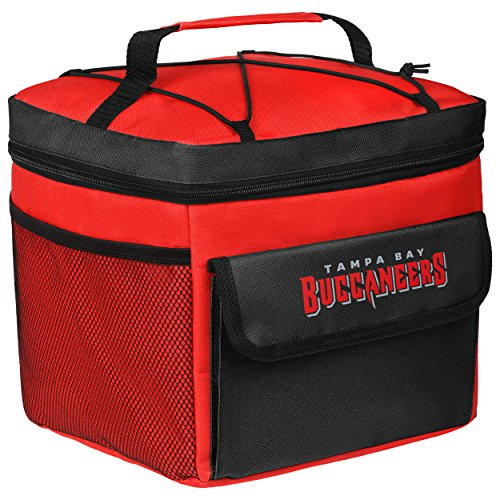 - FOCO NFL Tampa Bay Buccaneersall Star Bungie Cooler, Tampa Bay Buccaneers, One Size