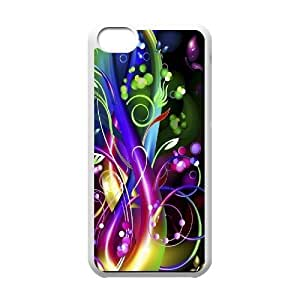THE BUTTERFLY CHA3062937 Phone Back Case Customized Art Print Design Hard Shell Protection Iphone 5C