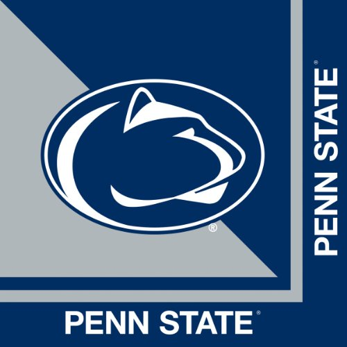 State Inflatable - Penn State Nittany Lions Lunch Napkins, 20-Count