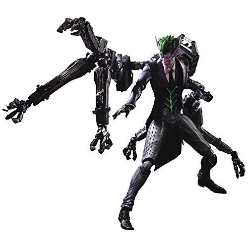- Square Enix DC Comics The Joker Play Arts Kai Action Figure Designed by Tetsuya Nomura