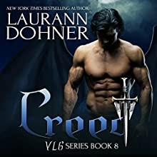 Creed Audiobook by Laurann Dohner Narrated by Savannah Richards