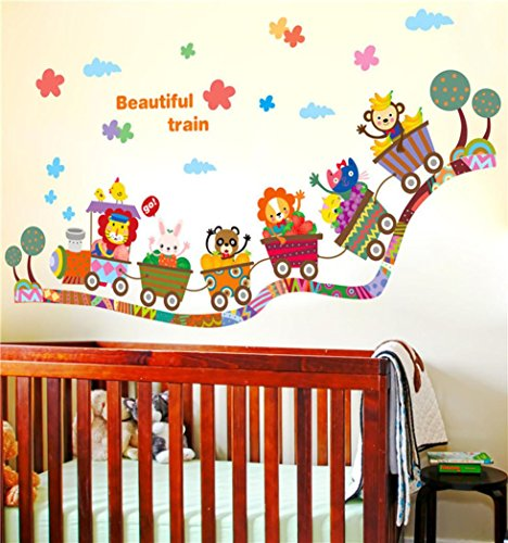 Butterfly Animal Wall Clock - 7