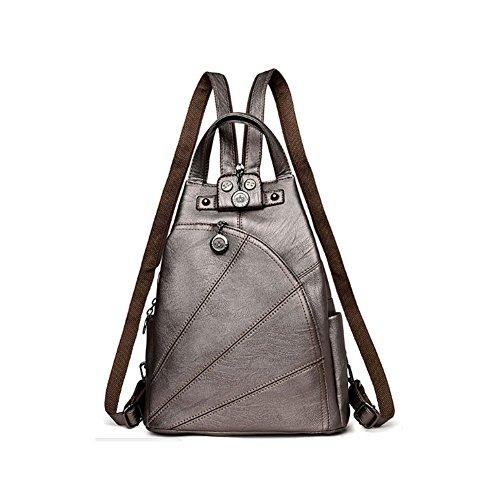 r Backpack Convertible Purse Handbag Small Crossbody Sling Shoulder Bag Travel Daypack (Bronze) ()