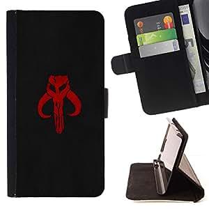 Momo Phone Case / Flip Funda de Cuero Case Cover - Dracónido sesión;;;;;;;; - LG G2 D800