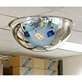 Panoramic Dome Mirror - Full Dome - Acrylic - 32'' (DPB3200)