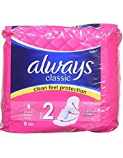Altijd klassiek schoon gevoel bescherming Maxi lang Plus