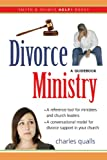 img - for Divorce Ministry: A Guidebook (Smyth & Helwys HELP! Books) book / textbook / text book