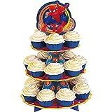 wilton cupcake stands - Wilton Cupcake Stand, Spiderman