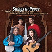 Strings For Peace: Premieres For Guitar & S