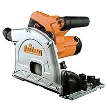 Triton Tools TTS1400 6-1/2-Inch Plunge Track Saw 1400W