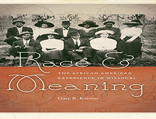 Search : Race and Meaning: The African American Experience in Missouri