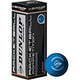 Dunlop Racketball 3 Ball Box Competition Balls For Beginners & Improvers rrp£12