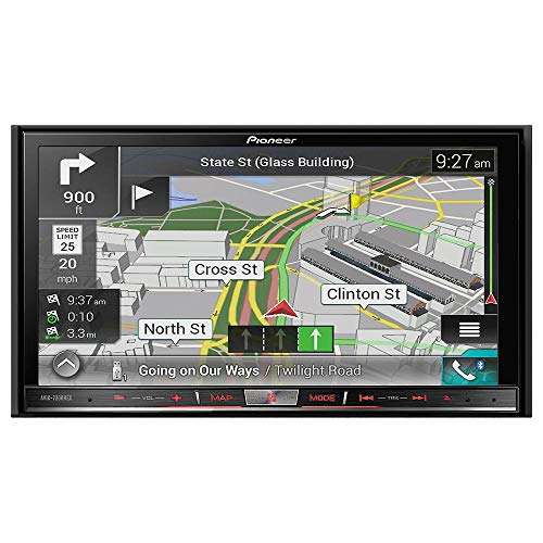 Pioneer AVIC-7200NEX in Dash Double Din 7