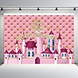 Damier Themed Birthday Party Photography Backdrop Unicorn Background for Baby Shower