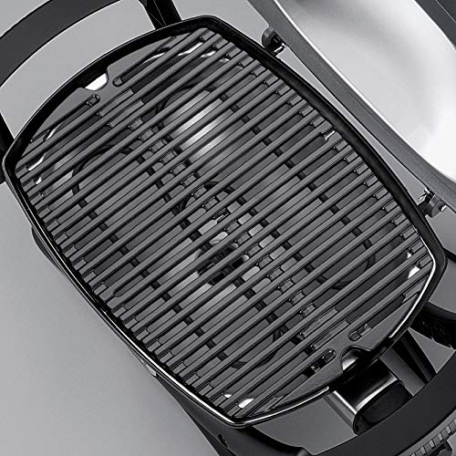 Weber 52020001 Q1400 Electric Grill, Gray