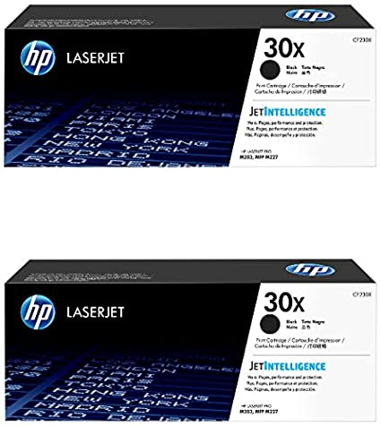 Amazon.com: HP 30X - Cartucho de tóner original LaserJet de ...
