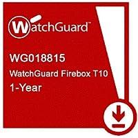 | WG018815 | WebBlocker for Firebox T10 Models, 1 year of Service