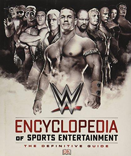 WWE Encyclopedia Of Sports Entertainment (Trish Wrestling Stratus)