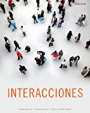 img - for Bundle: Interacciones, 7th + iLrn  Heinle Learning Center Access Code book / textbook / text book
