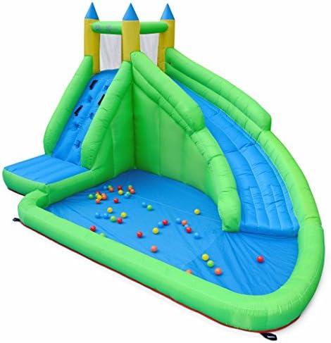 Alices Garden - Castillo hinchable, zona de juego, 2m para niño ...