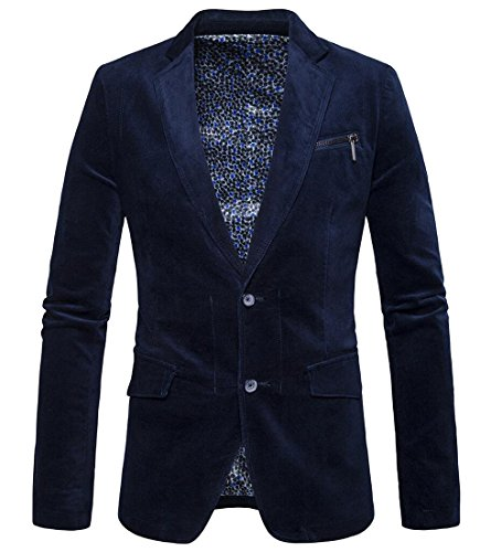 men british style blazer - 5