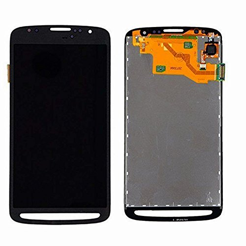 ePartSolution_Samsung Galaxy S4 Active SGH-I537 LCD Touch Screen Digitizer Glass Lens Assembly Gray Replacement Part USA Seller