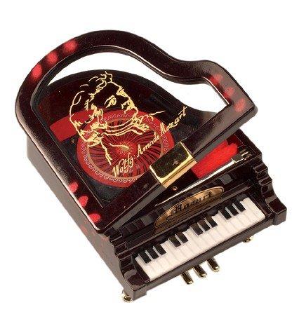 Pianoforte Mozart in plastica MMM GmbH