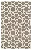 Cheap Kaleen Rugs Revolution Collection REV05-75 Grey Hand Tufted 2′ x 3′ Rug