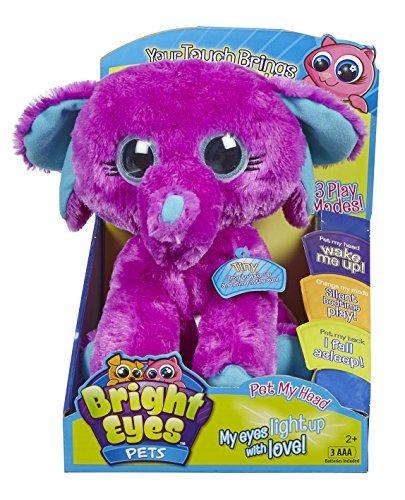 Bright Eyes Tiny Elephant Plush Toy by Bright Eyes