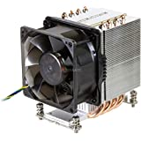 Dynatron R27 Side Fan CPU Cooler 3U for Intel Socket LGA2011