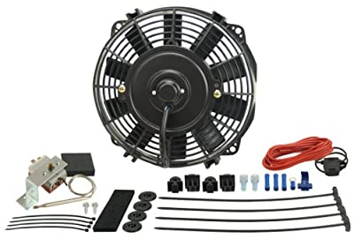 "Derale 16308 8"" Dyno-Cool High Performance Electric Fan"