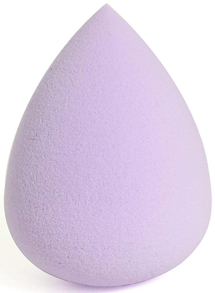 Cinlla Mini Size Flawless Wedding Makeup Blender Comestic Sponge Puff - Purple Drop