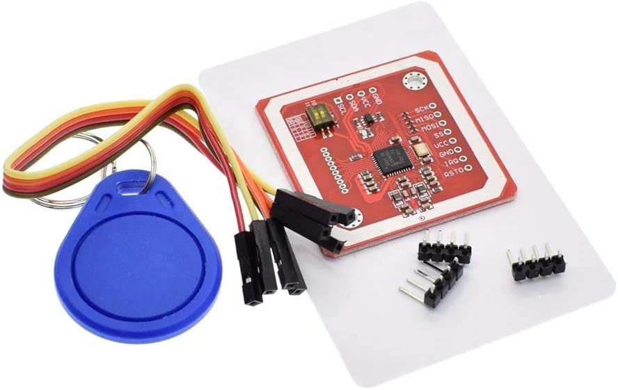 Stayhome 1pcs PN532 NFC RFID Wireless Module V3 User Kits Reader Writer Mode IC S50 Card PCB Anttenna I2C IIC SPI HSU