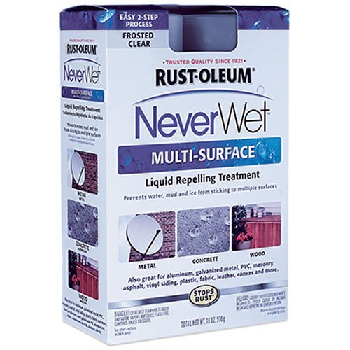 Rust Oleum 274232 Never Wet Multi Purpose Kit (Great Barrier Filter compare prices)
