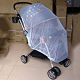 Infants Baby Stroller Pushchair Anti-Insect Mosquito Net Safe Mesh Protector