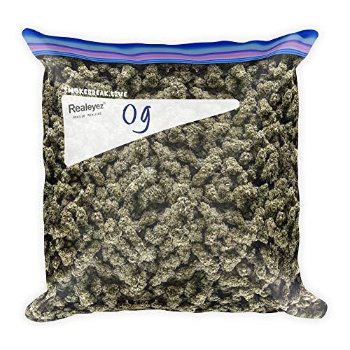 Smoke Break OG Kushion Weed Pillow