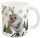 Zak Designs Disney Frozen 11 oz. Ceramic Coffee Cup, Olaf & Sven