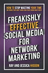 It's finally here!                       In this short and powerful book, network marketing experts Ray and Jessica Higdon teach you proven strategies for marketing and prospecting that allow you to navigate your wa...
