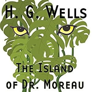 The Island of Dr. Moreau (Dramatized) Performance
