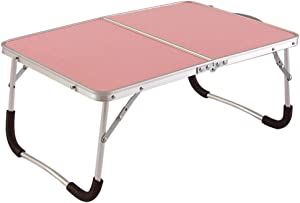 fairy maker Foldable Laptop Table Lapdesk, Breakfast Bed Serving Tray, Portable Mini Picnic Desk